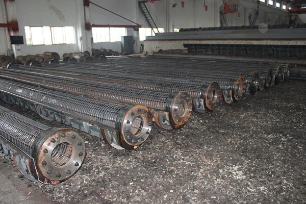 生产铁制设备